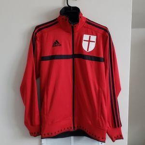 Adidas AC Milan Jacket Size S
